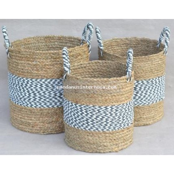 handicraft Sea grass basket set of 3