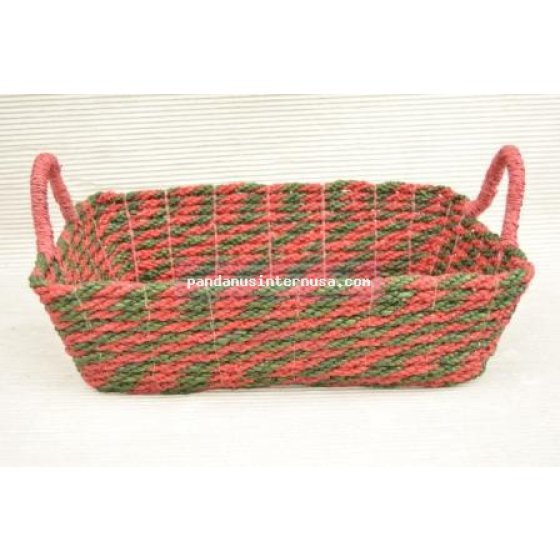 handicraft Seagrass serving tray